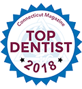 Connecticut Magazine Top Dentist 2018